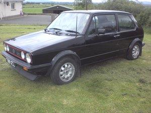 1981 Volkswagen Golf GTI  Mark 1 Project Car  For Sale