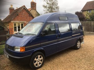 2003 VW T4 LWB 2.5tdi Hi top camper very low miles