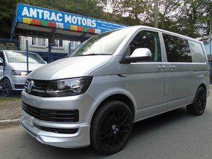 2016 65 Volkswagen Transporter 2.0TDI T28  KOMBI 6 SEATS  For Sale
