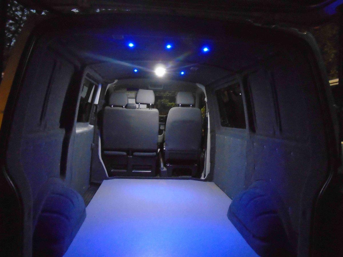 2016 65 Volkswagen Transporter 2.0TDI T28  KOMBI 6 SEATS  For Sale (picture 5 of 6)