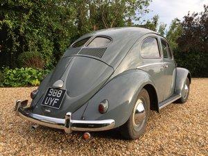 1953 VW Zwitter Rare