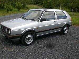1988 Volkswagen Golf GTI 1.8 8V RARE Silver