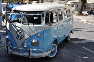 1974 VW T1 KOMBI SPLIT WINDOWS