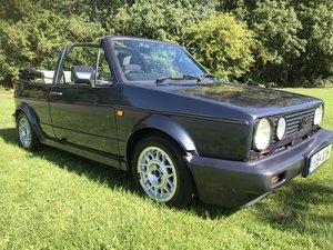 1990 VW Golf Cabriolet  For Sale