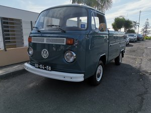 1976 VW Baywatch pick up