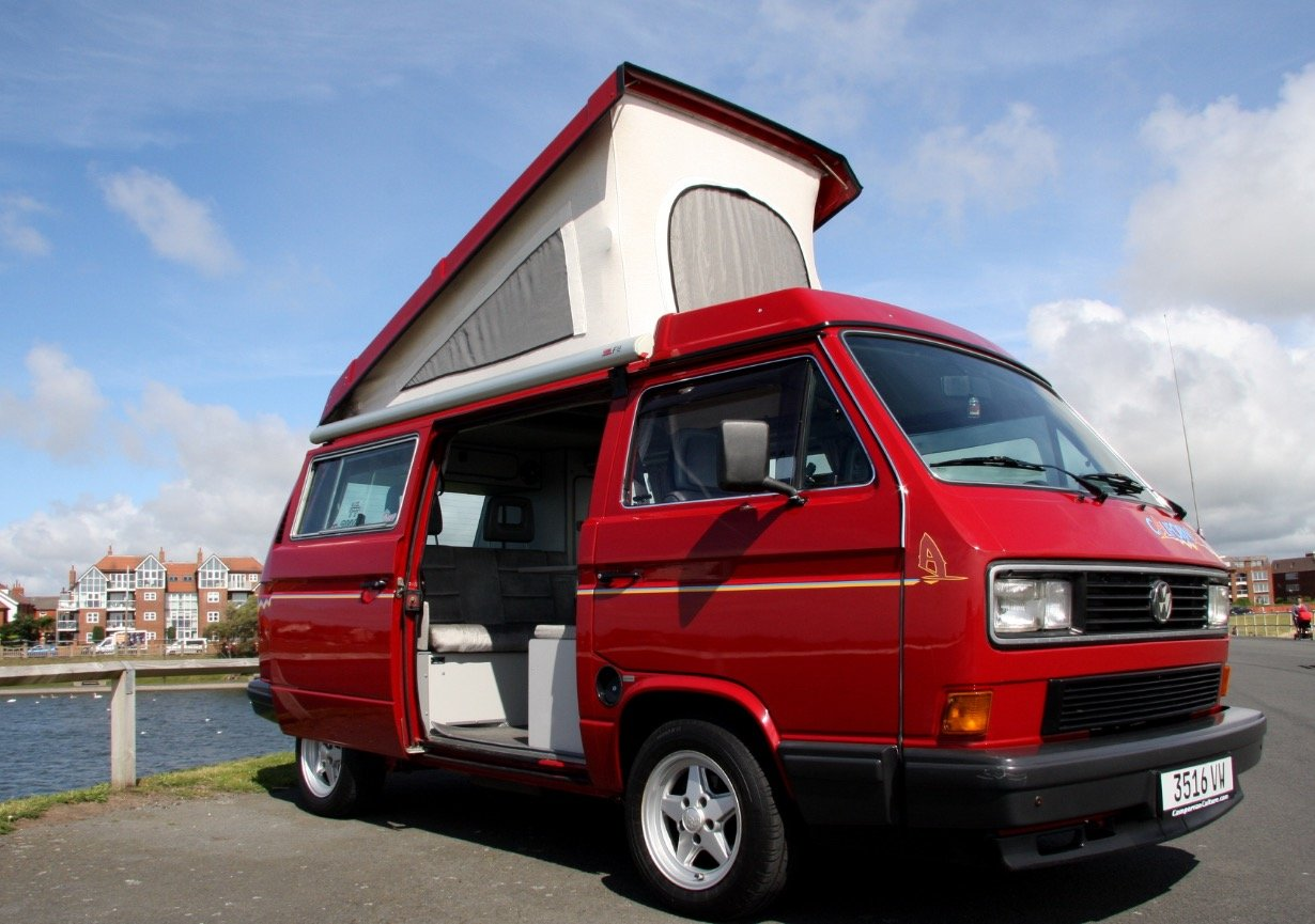 1989 VW T3 Westfalia California SOLD (picture 1 of 5)