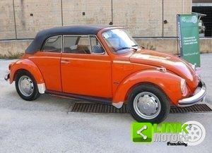 1973 Volkswagen Maggiolone Cabrio ASI For Sale