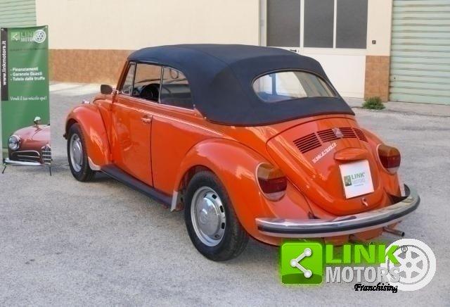 1973 Volkswagen Maggiolone Cabrio ASI For Sale (picture 4 of 6)