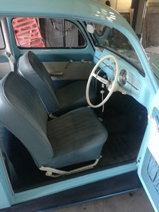 1962 Volkswagen Beetle Fully restored