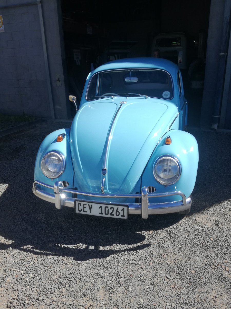 1962 Volkswagen Beetle Fully restored  For Sale (picture 3 of 6)