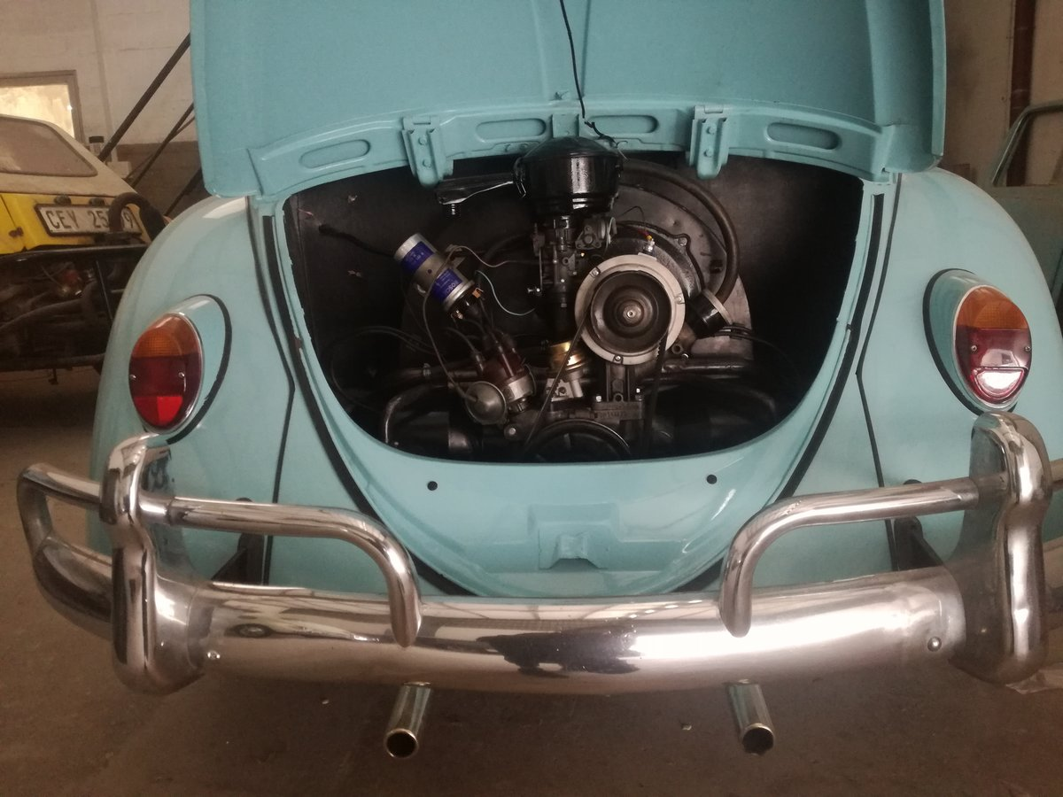 1962 Volkswagen Beetle Fully restored  For Sale (picture 4 of 6)