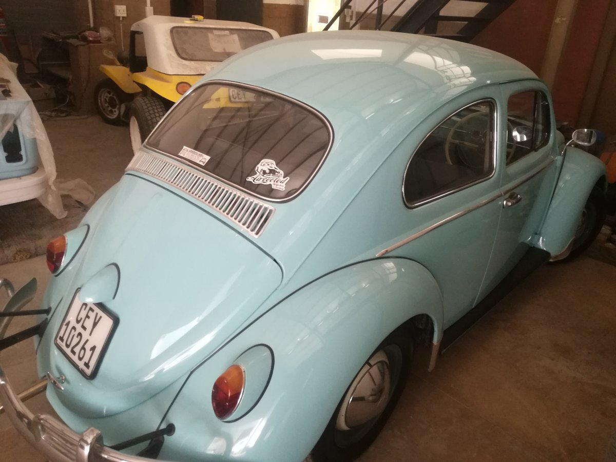 1962 Volkswagen Beetle Fully restored  For Sale (picture 6 of 6)