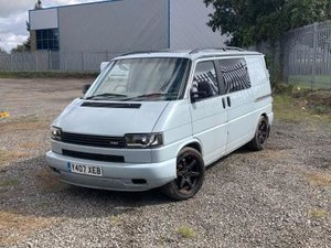 2001 Volkswagen Transporter 2.5 TDi Camper Van For Sale by Auction