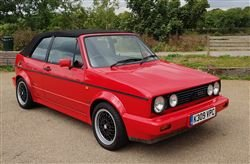 1993 Golf GTi Sportline Conv - Barons Friday 20th September 2019 SOLD by Auction (picture 1 of 1)