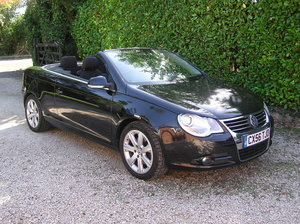 2006 Volkswagen Eos 2.0 TDI Sport Cabriolet