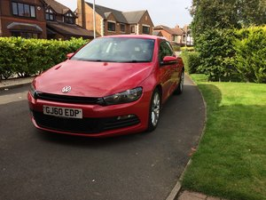 2010 VW Scirocco 1.4TSI (160), one owner from new For Sale