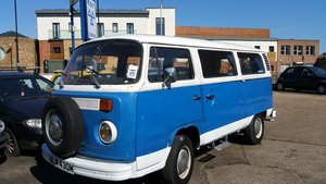 1973 VW T2 Bay camper Tax Exempt For Sale