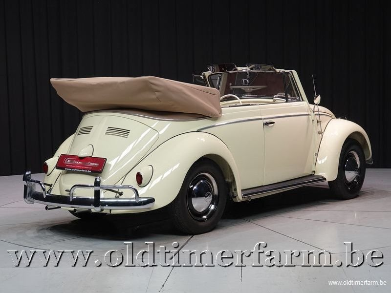 1958 Volkswagen Kever Cabriolet '58 For Sale (picture 2 of 6)