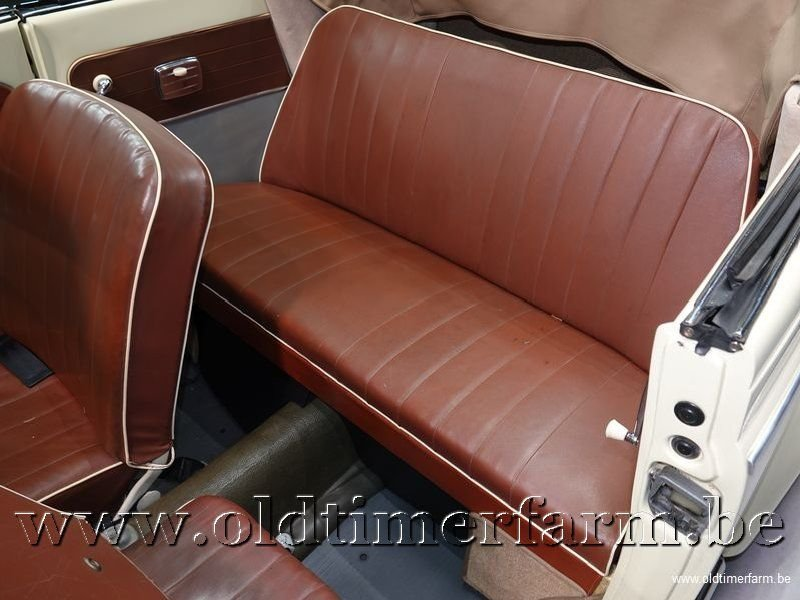 1958 Volkswagen Kever Cabriolet '58 For Sale (picture 5 of 6)