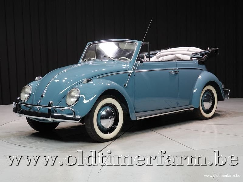 1961 Volkswagen Kever Cabriolet '61 For Sale (picture 1 of 6)