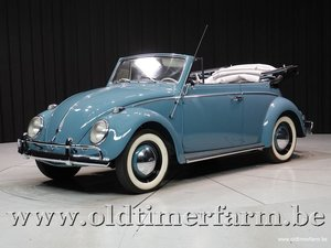 1961 Volkswagen Kever Cabriolet '61 For Sale