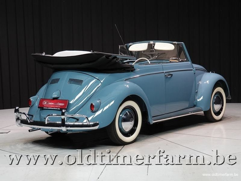 1961 Volkswagen Kever Cabriolet '61 For Sale (picture 2 of 6)