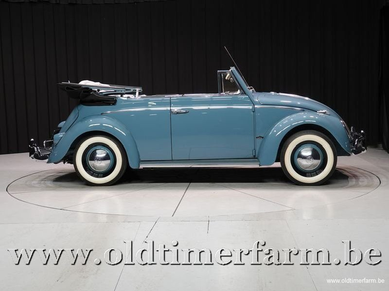 1961 Volkswagen Kever Cabriolet '61 For Sale (picture 3 of 6)