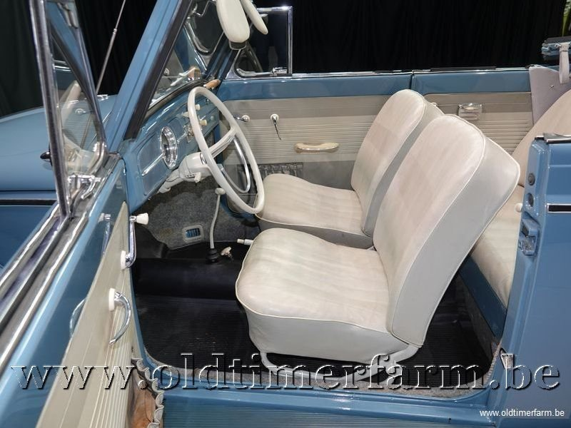 1961 Volkswagen Kever Cabriolet '61 For Sale (picture 4 of 6)