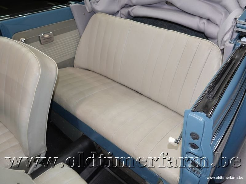 1961 Volkswagen Kever Cabriolet '61 For Sale (picture 5 of 6)