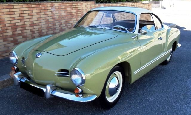 Volkswagen Karmann-Ghia - 1958 For Sale (picture 1 of 6)