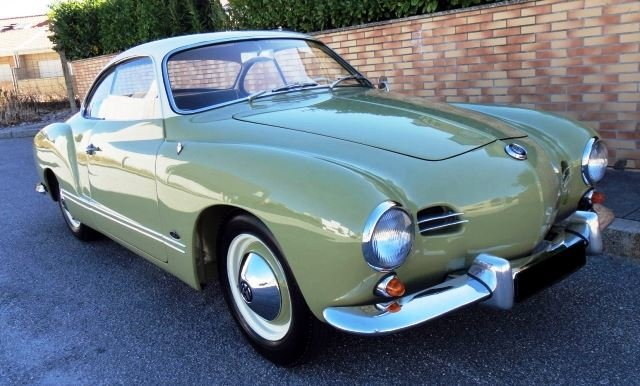 Volkswagen Karmann-Ghia - 1958 For Sale (picture 2 of 6)
