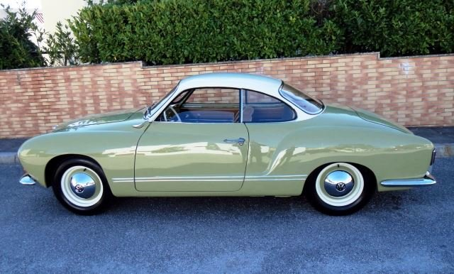 Volkswagen Karmann-Ghia - 1958 For Sale (picture 3 of 6)