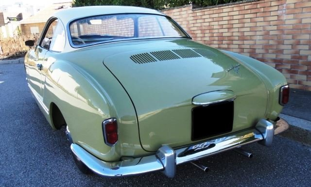 Volkswagen Karmann-Ghia - 1958 For Sale (picture 4 of 6)