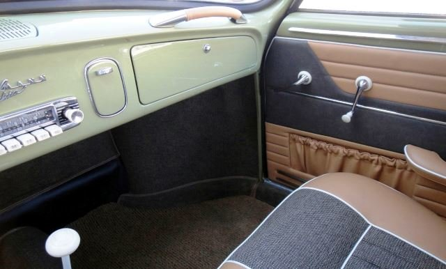 Volkswagen Karmann-Ghia - 1958 For Sale (picture 5 of 6)