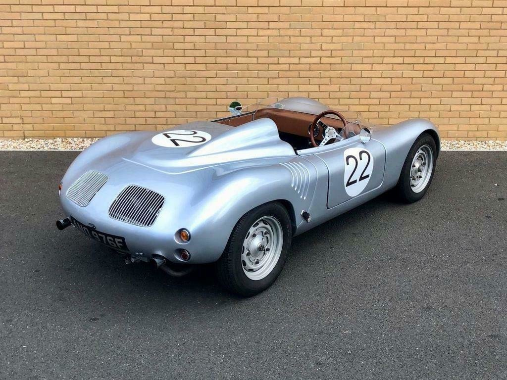 1968 PORSCHE 718 RSK SPYDER REP may px For Sale (picture 3 of 6)