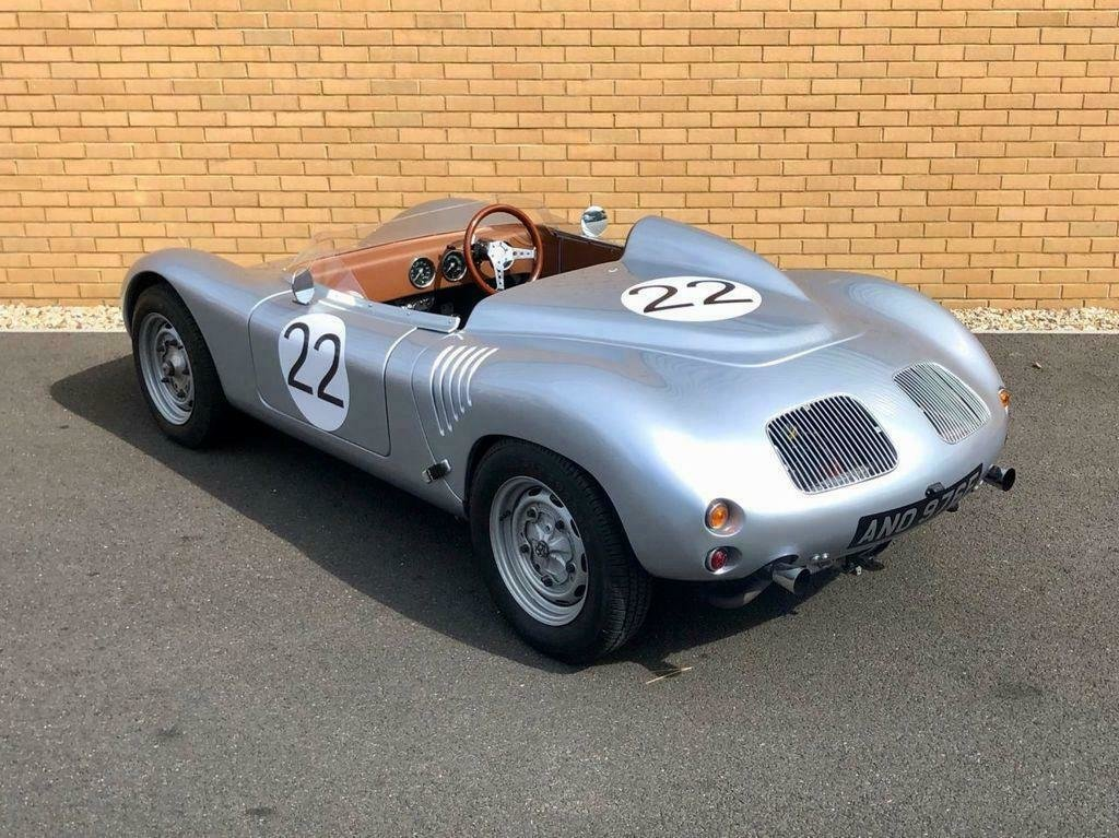 1968 PORSCHE 718 RSK SPYDER REP may px For Sale (picture 4 of 6)