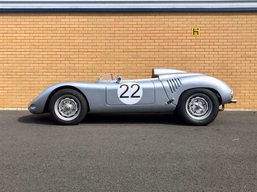 1968 PORSCHE 718 RSK SPYDER REP may px For Sale (picture 5 of 6)