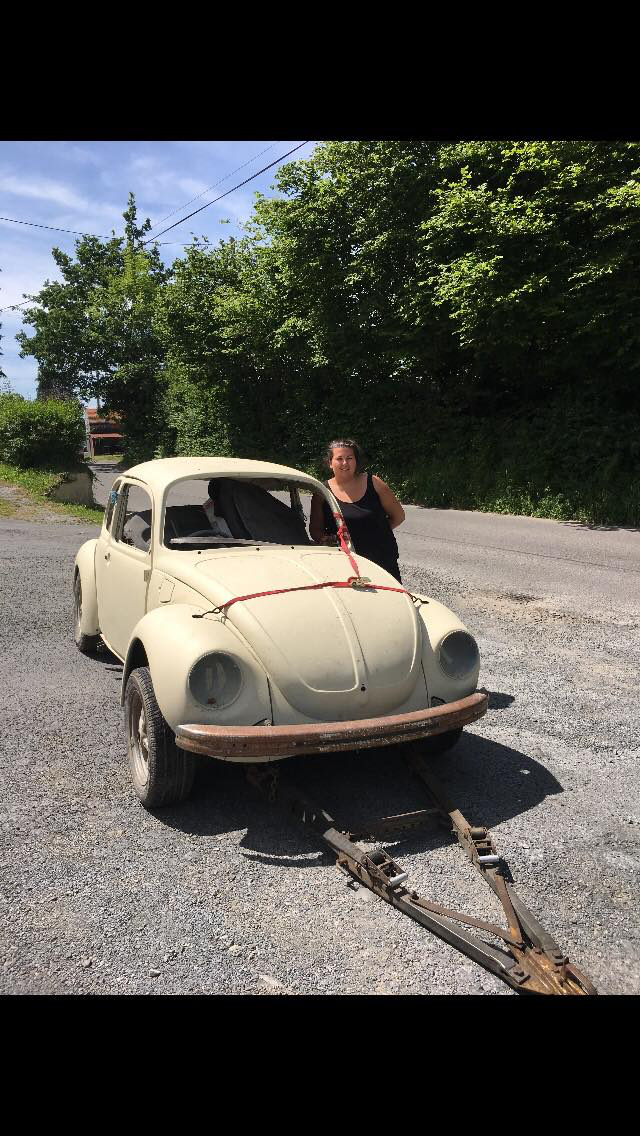 1973 Vw Beetle For Sale (picture 1 of 2)
