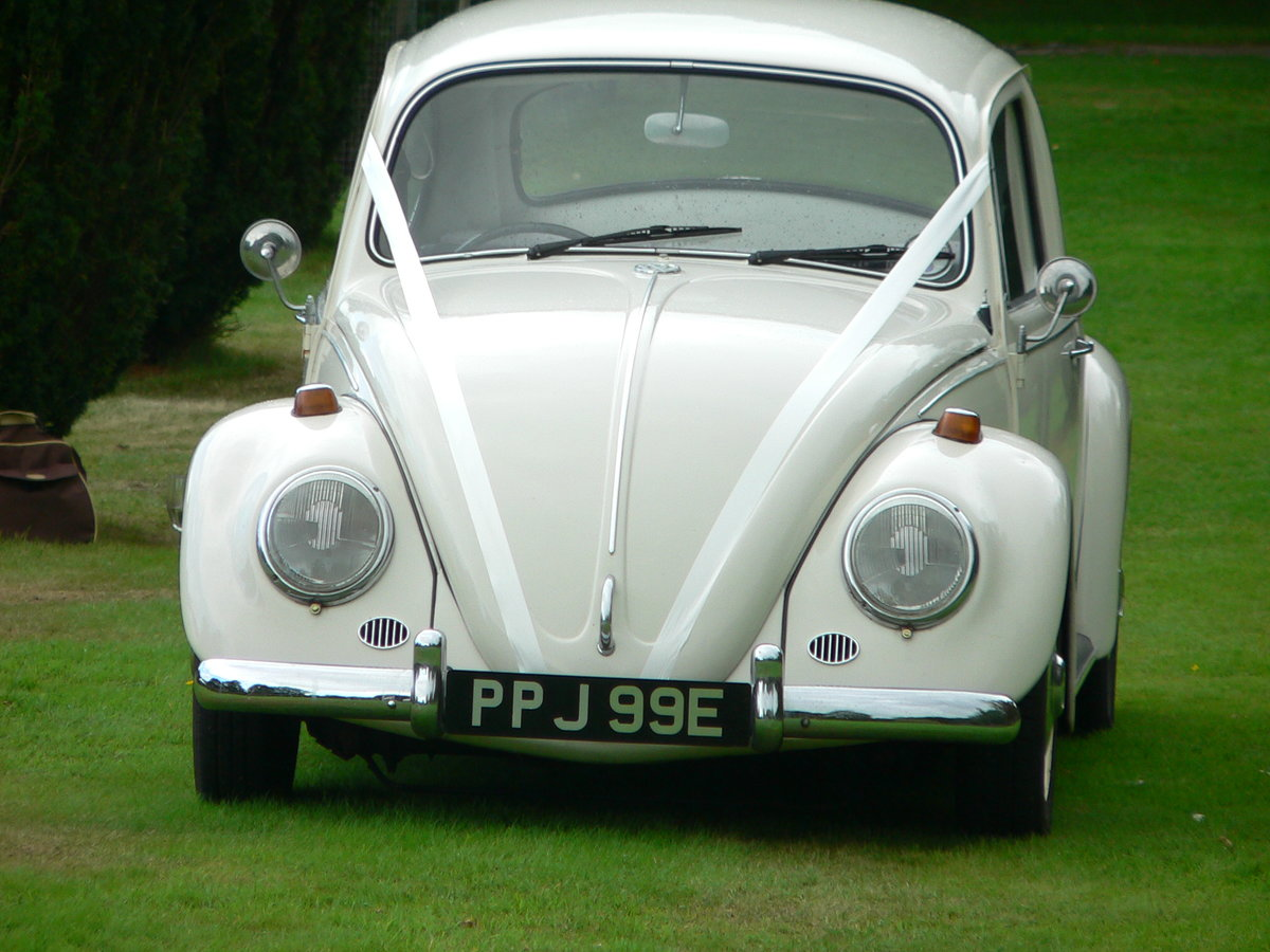 1967 VW Beetle 1500 for restoration with V5 NOW SOLD For Sale (picture 1 of 6)
