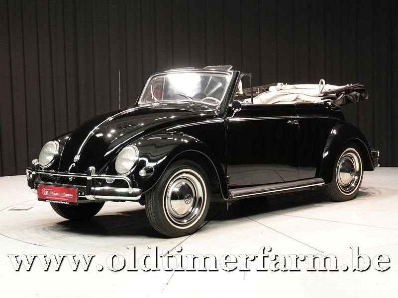 1956 Volkswagen Kever Cabriolet '56 For Sale (picture 1 of 6)