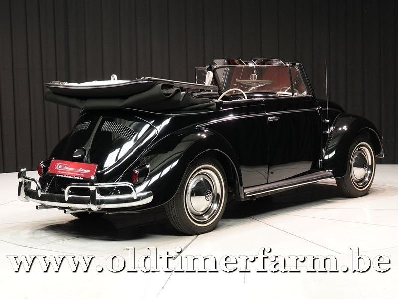 1956 Volkswagen Kever Cabriolet '56 For Sale (picture 2 of 6)