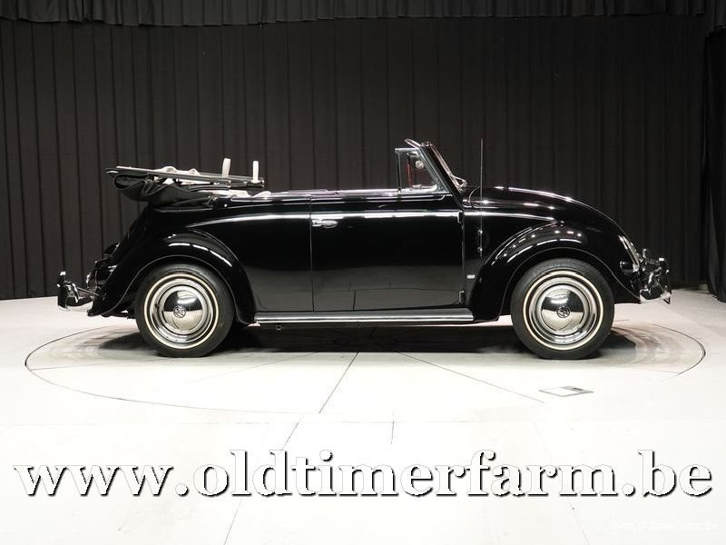 1956 Volkswagen Kever Cabriolet '56 For Sale (picture 3 of 6)