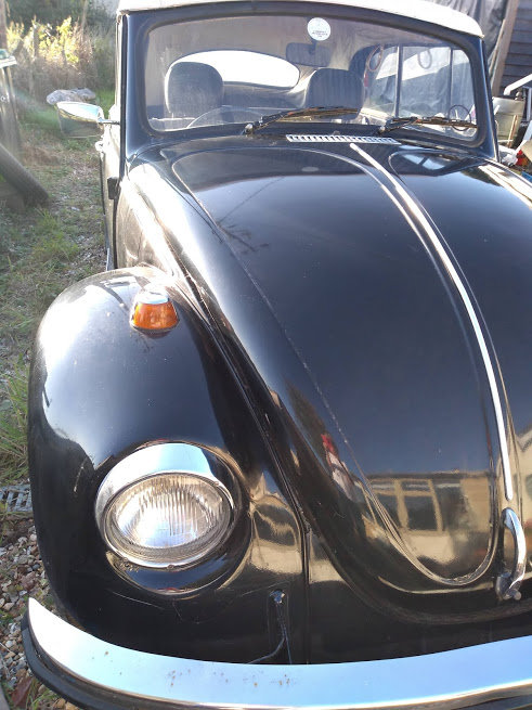 1970 VW Beetle Karman Cabriolet 1600cc  For Sale (picture 2 of 5)