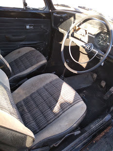 1970 VW Beetle Karman Cabriolet 1600cc  For Sale (picture 3 of 5)