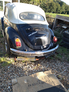 1970 VW Beetle Karman Cabriolet 1600cc  For Sale (picture 5 of 5)