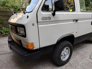 1989 Volkswagen Vanagon Westfalia Syncro For Sale
