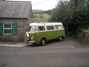1976 VW T2 Bay window Westfalia Rivera 4 Berth