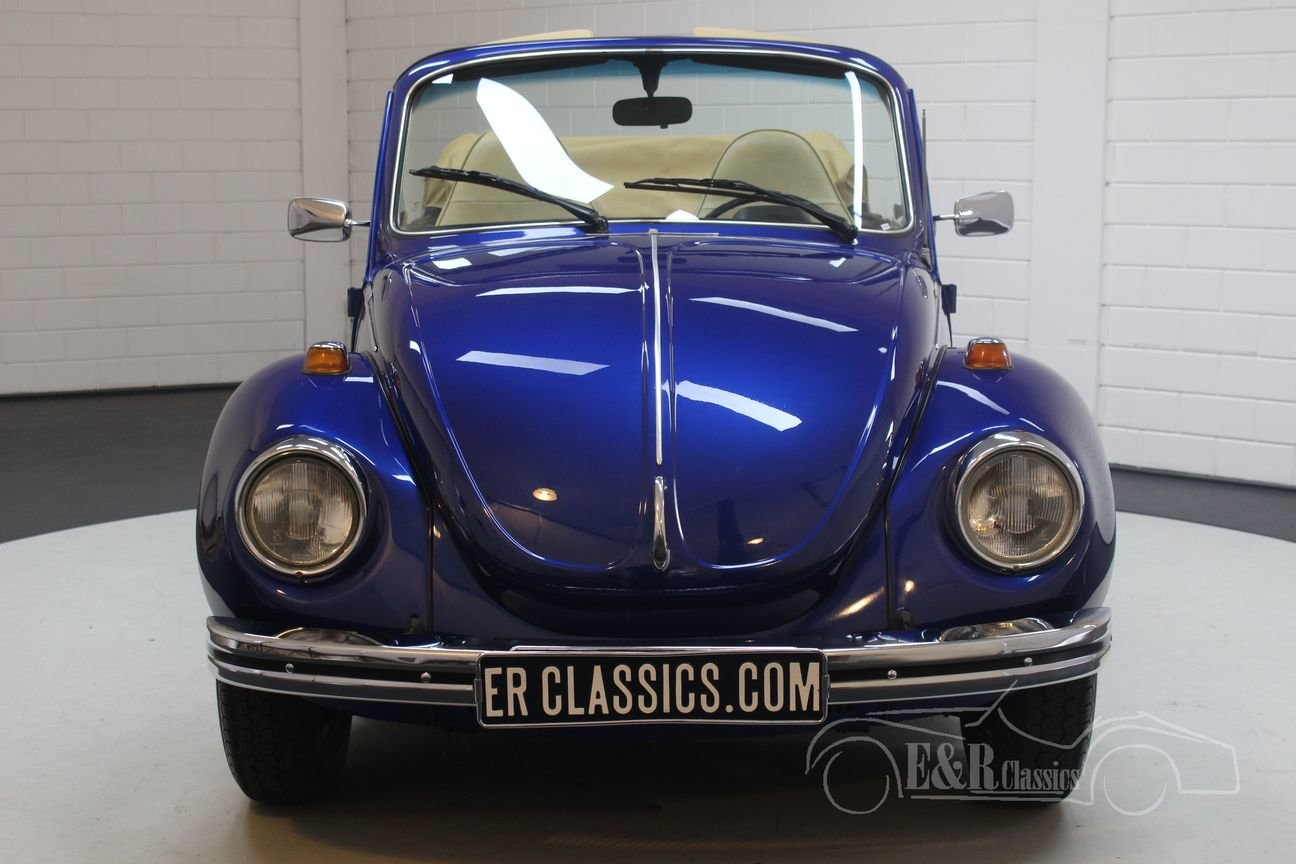 VW Beetle 1500 cabriolet 1970 restored For Sale (picture 4 of 6)