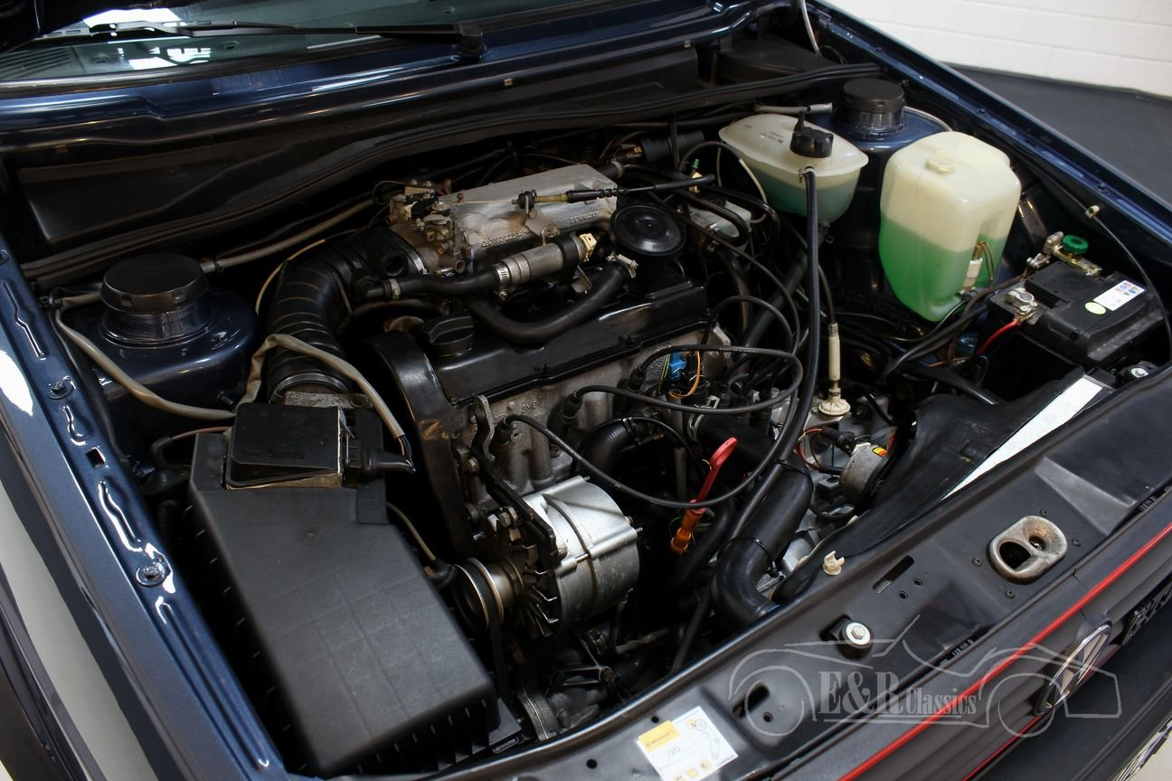Volkswagen Golf GTI 1988 MK2 in top condition For Sale (picture 4 of 6)