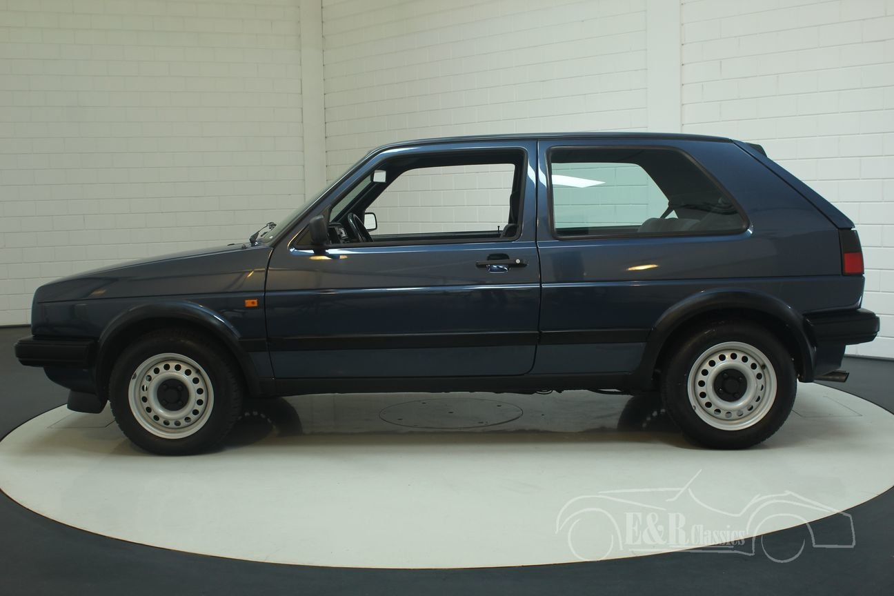 Volkswagen Golf GTI 1988 MK2 in top condition For Sale (picture 6 of 6)